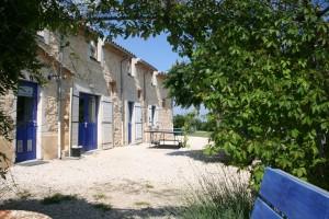 La Maison Bleue, grand gîte de 20 personnes en Ardèche