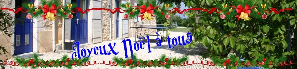 Location d'un gîte pour le premier weekend des vacances de Noël en Ardèche
