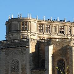 Château de Grignan, fêtes nocturnes, festival de la correspondance