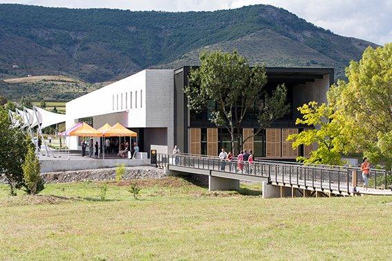 MuséAl en Ardèche proche du gîte de La Maison Bleue