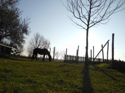 Lever du jour en Ardèche