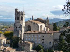Collégiale de Viviers en Ardèche