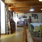 15 amis en salle pour le weekend - Location gite 20 personnes en Ardèche