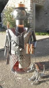 Chasse et vins d'Ardèche au Mas de Gras