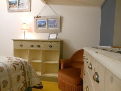 Chambre la provençale du gite la maison bleue