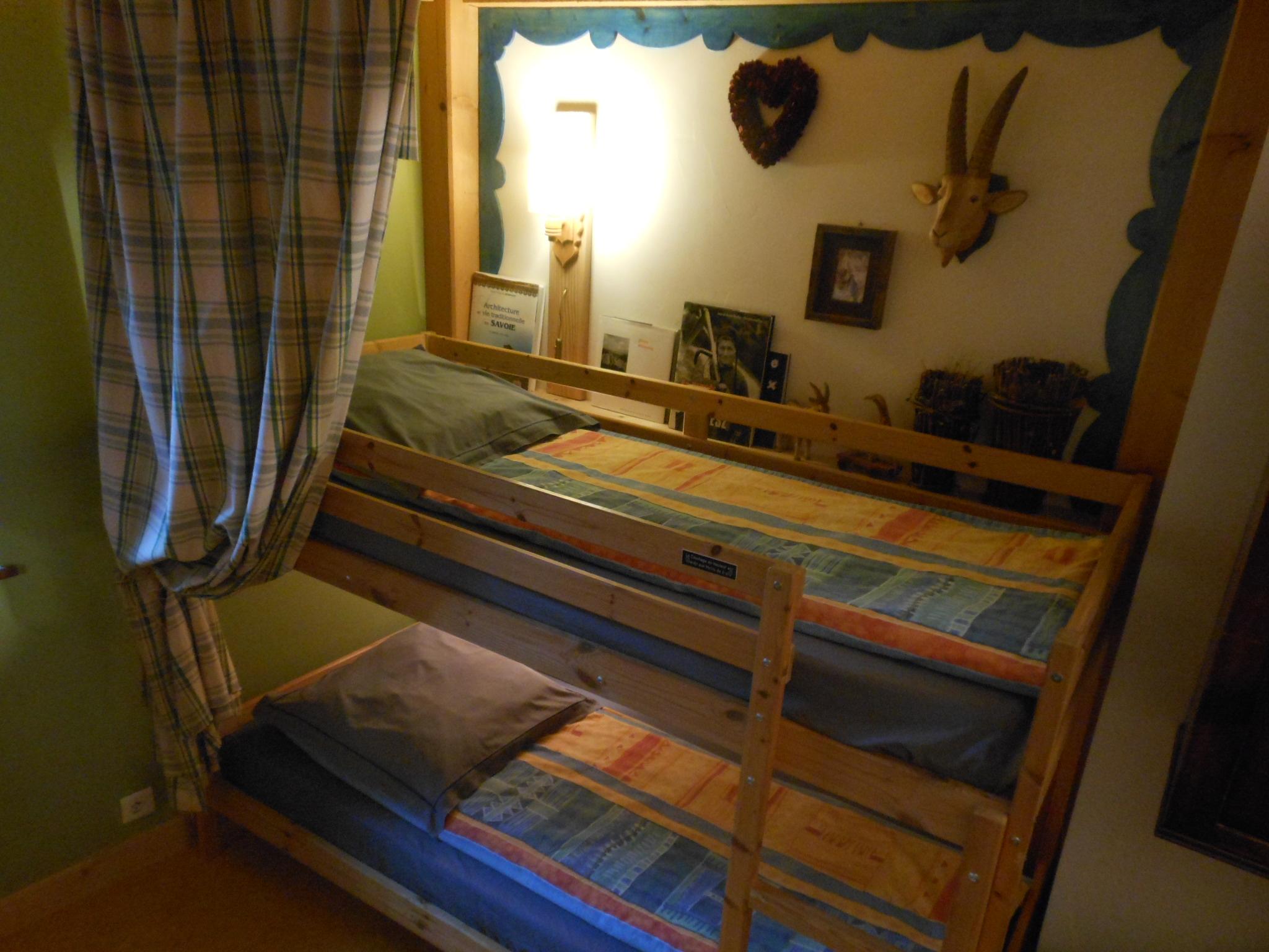 La Montagnette, une des 5 chambres du gîte de groupe en Ardèche