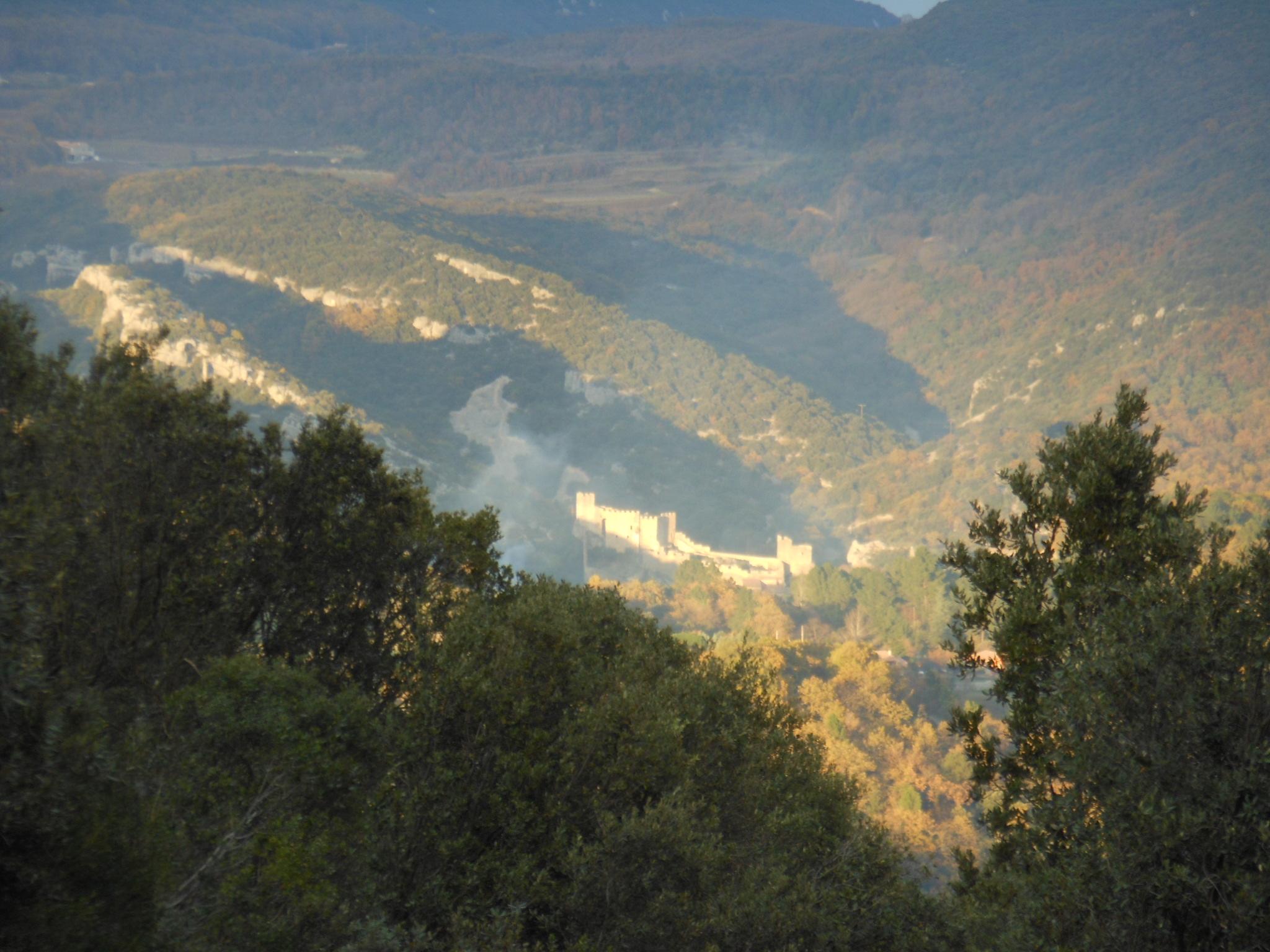 Saint Montan en fond de vallée