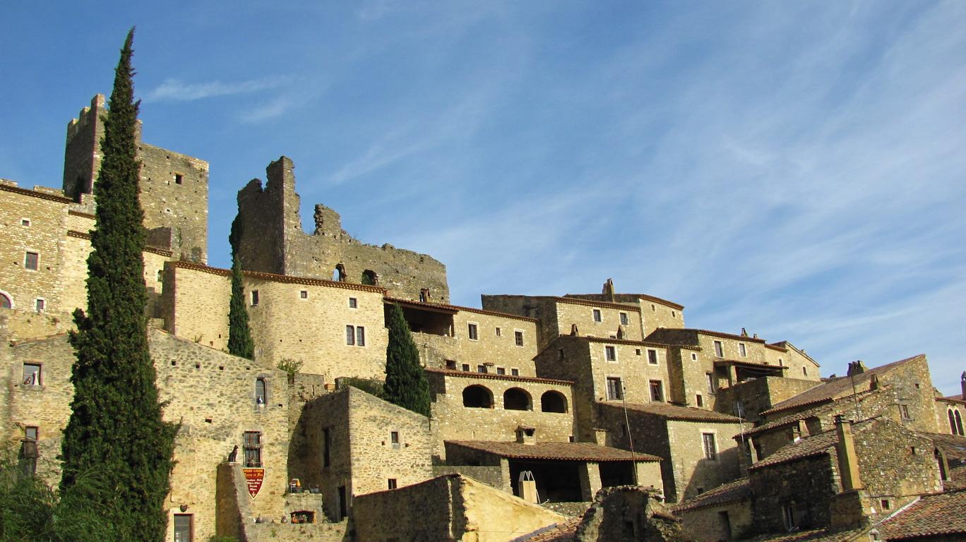 Saint Montan village de caractère en Ardèche