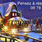 Noël 2017 en Ardèche dan sun grand gite