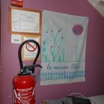 Location gîte de groupe répondant aux normes de sécurité incendie