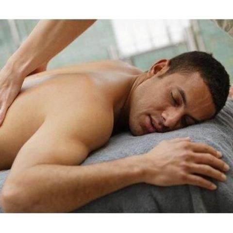 Massage à domicile à la maison bleue en Ardèche