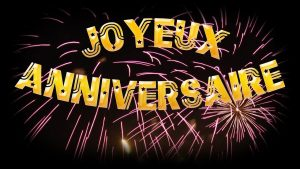 Location grand gîte Ardèche joyeux anniversaire