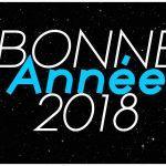 Bonne année 2018 à la Maison Bleue en Ardèche - location gîte de groupe