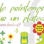 Le printemps sur un Plateau - Saint Remèze - Ardèche - 14 avril 2018