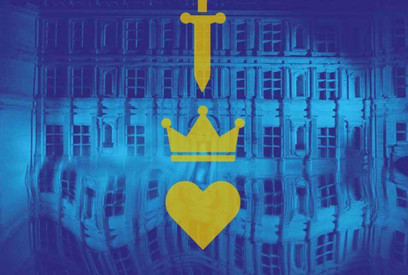 Ruy Blas de Victor Hugo aux fêtes nocturnes de Grignan - été 2019 - 45 minutes du gîte La Maison Bleue.