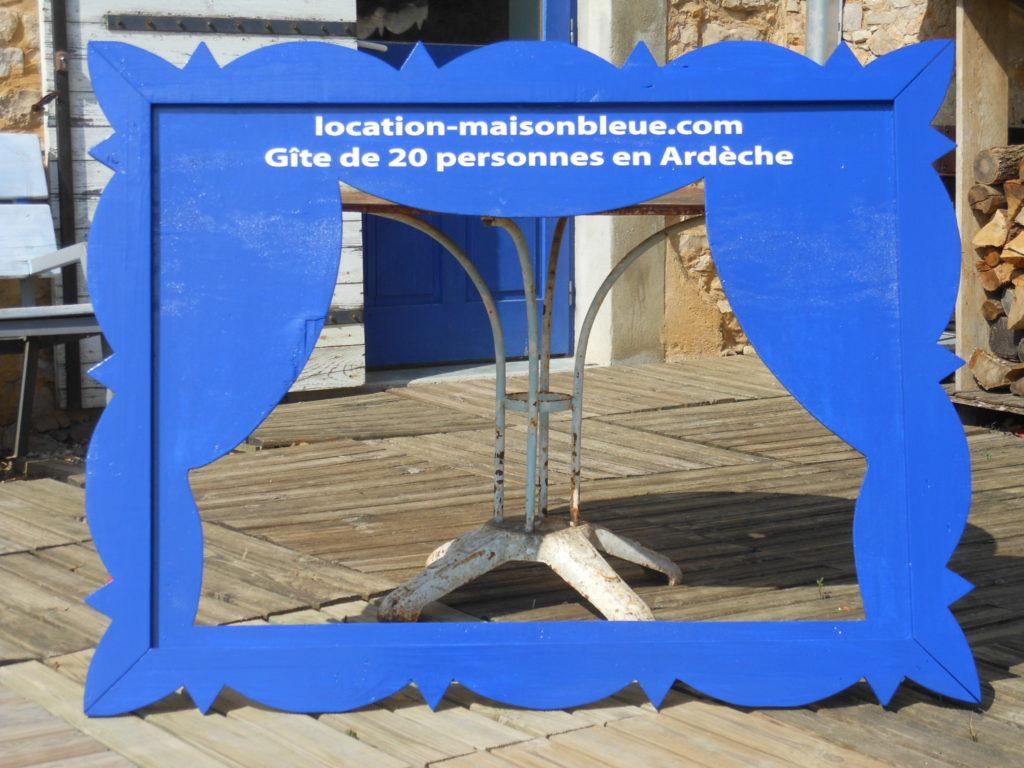 Cadre du théâtre de vos événements en Ardèche