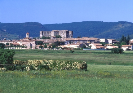 Alba La Romaine, pays des romains à l'époque des gallo-romains, son théâtre antique